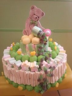 La tarta de chuches www.latartadechuches.com