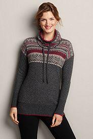 Oslo Funnel-Neck Sweater