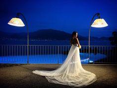 Lo strascico dell'abito nuziale, un must per la moda sposa 2016