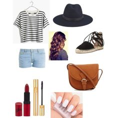 A fashion look from May 2015 featuring striped button-down shirts, fold over shorts and black closed toe sandals. Browse and shop related looks. Closed Toe Sandals, Paul Joe, Rimmel, Aquazzura, Madewell, Polyvore Fashion, Yves Saint Laurent, Fashion Looks, Shopping