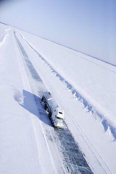 Ice Road Truckers - TV.com