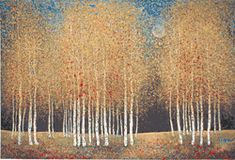 Golden Grove tapestry - Landscapes