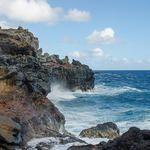 Rocky Cliffs of Northwest Maui