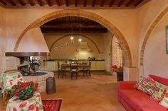 Villa La Colombaia: Tuscany > Chianti Villa for rent
