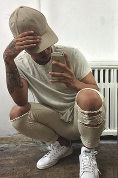 follow for regular updates / Urban Fashion yeezy inspired spring 2016 color trend nice idea great look