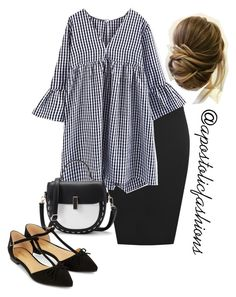 """""""Apostolic Fashions #1779"""" by apostolicfashions on Polyvore featuring WearAll and Accessorize"""