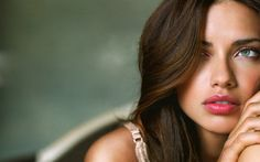 adriana lima makeup - Google Search