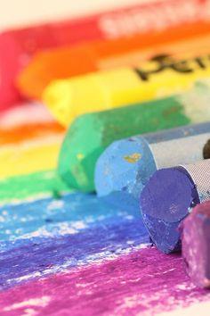 Rainbow | Arc-en-ciel | Arcobaleno | レインボー | Regenbogen | Радуга | Colours | Texture | Style | Form | Pastels