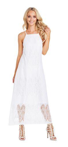 Evelyn Maxi Dress - Miss G