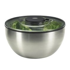 OXO Steel Salad Spinner by OXO, http://www.amazon.com/dp/B000ND5C9I/ref=cm_sw_r_pi_dp_sDOsrb0PYSAGW