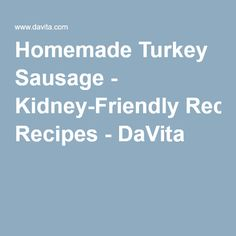 Trying to put together a nutritious, delicious and kidney-friendly meal can be challenging. So the DaVita renal dietitian team offers a little assistance with a recipe recommended for the kidney diet, Chicken and Rice Casserole. Davita Recipes, Kidney Recipes, Diet Recipes, Kidney Foods, Kidney Health, Recipies, Pkd Diet, Renal Diet, Dialysis Diet