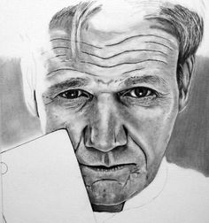 Pencil Portrait Mastery - Here is an excellent pencil portrait tutorial by Rick (JRFortson) - Discover The Secrets Of Drawing Realistic Pencil Portraits