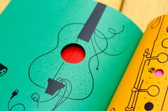 "Iconic Italian Graphic Artist Bruno Munari's Rare Vintage ""Interactive"" Picture-Books"