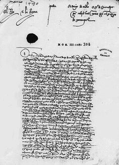 4 de Setembro de 1494 Data da ratificação, entre Portugal e Espanha, do TRATADO DE TORDESILHAS         ( Prof Hernâni Matos)