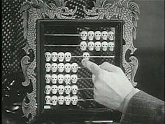 Skull abacus...useful death...