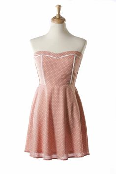 Ice Cream Social Dress, by Tailor and Stylist. I adore this dress, super cute and vintage. I love the color, it has a faded look to it, perfect!