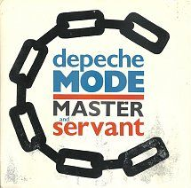 "Depeche Mode - Master And Servant (US 7"")"