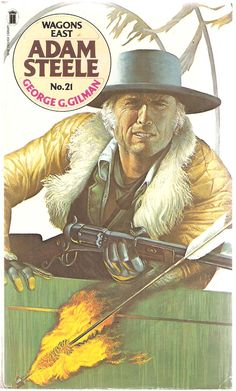 George G. Adam Steele No. English Library, Panther, New Books, Westerns, Arrow, Originals, Corgi, Novels, Movie Posters