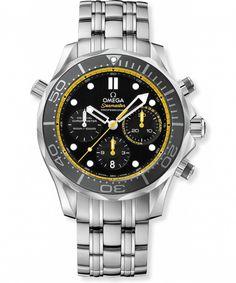 Omega Seamaster 300m Regatta Watch