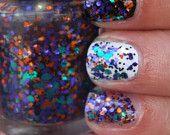 Purple People Eater Nail Polish 15ml (.5oz)