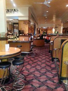 Rogano Oyster Bar, Glasgow