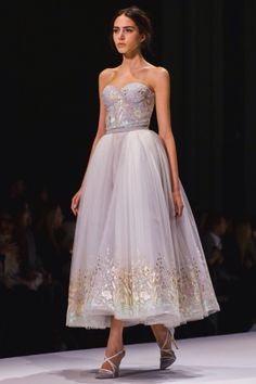 cleoprxda the look is from Ralph & Russo Couture Spring 2015.