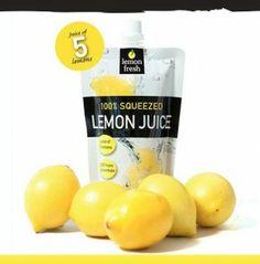 Lemon Fresh Prize Pack