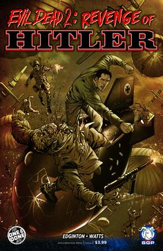 #EmailDead 2: Revenge of Hitler 1 - Say hello to my boomstick, Adolph! - $5.99