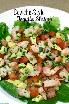 If you're looking for a lighter appetizer for your next gathering, shrimp is always a great bet. Except for those allergic to shrimp. But, you know, for everyone else: yay! I was inspired to make this Shrimp and Avocado Ceviche by this Martha Stewart ceviche recipe. However, as much as I love Martha (love you,...Read More »