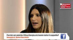 Laura Pausini - Intervista Dimensione Suono Roma
