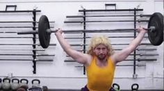 This is very funny. A must watch for all crossfitters. sh*t crossfit girls say, via YouTube.