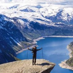 15 reasons why Norway will Rock your World.