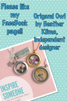 """Please help me out be """"liking"""" my Facebook page! Interested in hosting a party or joining my team? Message me at Heatherklima@cox.net for more information"""