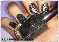 Manicura elegante. Puenn 33. Kiko 442 Digital Nail Lacquer