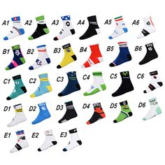 Find More Cycling Socks Information about 1 Pair Tour De France Team Breathable Cycling Socks Road Bicycle Sport Bike Socks MTB Quick Drying Sock Calcetines Ciclismo,High Quality sock,China bike case Suppliers, Cheap bike underwear from Knight Outdoor Sport Co., Ltd on Aliexpress.com