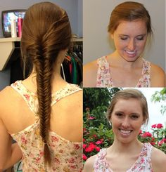 How to Get the Perfect Fishtail