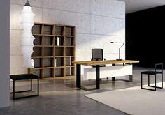 Kantoorinrichting Van Hypernuit : 80 best office furniture images desk desks woodworking