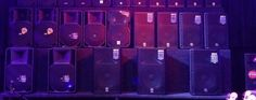 PA, Backline and Amps Cardiff, Yamaha speakers, KRK Rokit