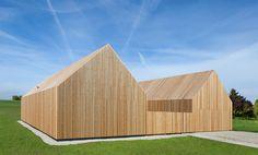 Casa de Madeira / KÜHNLEIN Architektur