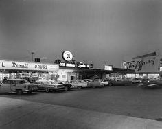 Encino, Los Angeles.  Circa 1961.