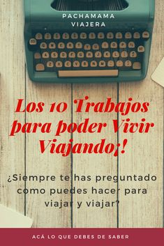 #vivir #viajando es posible! acá los 10 trabajos más comunes para poder hacerlo! Paid Volunteer Work, Travel Photos, Travel Tips, Travel Ideas, E-mail Marketing, Business Marketing, Blogger Tips, Work Travel, Get Outside