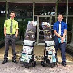 Public witnessing in Sault Ste Marie, Ontario, Canada. Photo shared by @bronson_houle by jw_witnesses