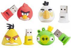 Angry Birds USB