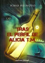 En el caótico y peligroso mundo de Internet, el «perfil de Alicia T.M.» cobra vida.  Leer más: http://www.editorialviceversa.com/files/llibre.php?id=74