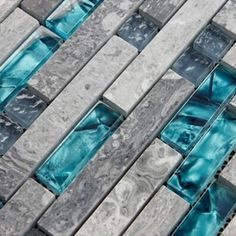 Glass mosaic stone mosaic bathroom wall tile bathroom floor tiles mosaic - modern - bathroom tile - other metro - My Building Shop. this is beautiful! Modern Bathroom Tile, Stone Bathroom, Mosaic Bathroom, Glass Bathroom, Bathroom Floor Tiles, Bathroom Wall, Wall Tiles, Bathroom Splashback, Mosaic Wall