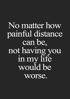 Relationship Love Quotes Amazing Long Distance Relationship Love Quotes ♥ Love Quotes