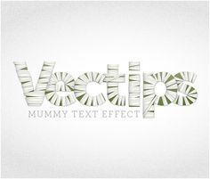 Mummy text