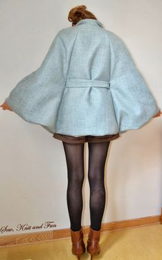 Sew, Knit and Fun: Cocooning !