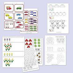 Ovis matematika játékosan - Játsszunk együtt! Bullet Journal