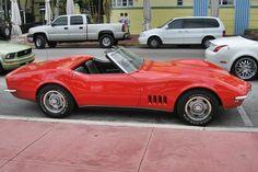 68 Corvette Stingray! Damn this is so fine....